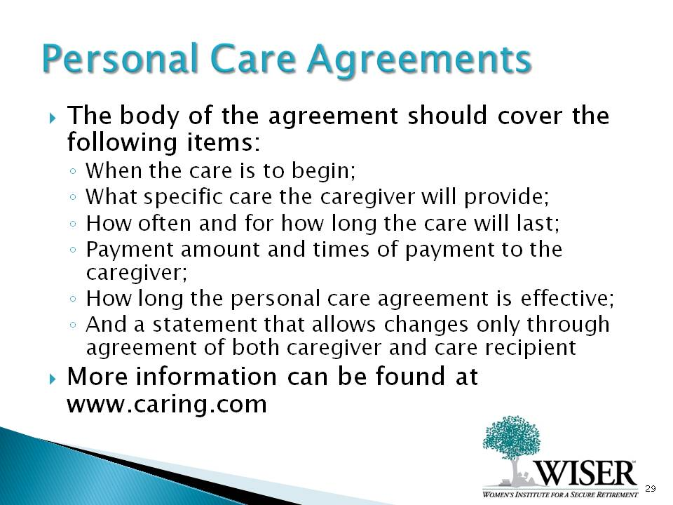Cindy Hounsell Jd The Personal Cost Of Caregivingretirement