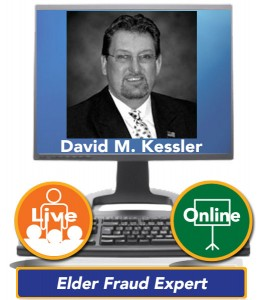 David Kessler – Elder Fraud Expert