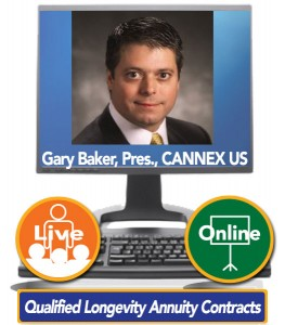 Gary Baker, President, US Operation of CANNEX Financial Exchanges