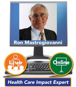 Want Ron Mastrogiovanni to speak at your event? Retirement-Speakers-Bureau.com