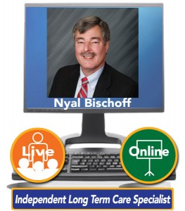 Nyal Bischoff – Independent Long Term Care Specialist