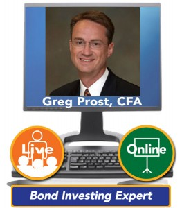 Greg Prost, CFA – Bond Investing Expert
