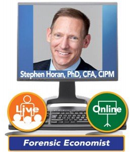 Stephen Horan, PhD, CFA, CIPM, Managing Director, Credentialing, CFA Institute