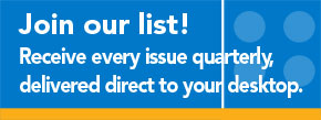 Join our list! Pain free easy way to never worry about receiving the latest issue.  Earn CFP®, CRC®, ASPPA, CLU®, ChFC®, CASL and other CE when you pass the online quiz.