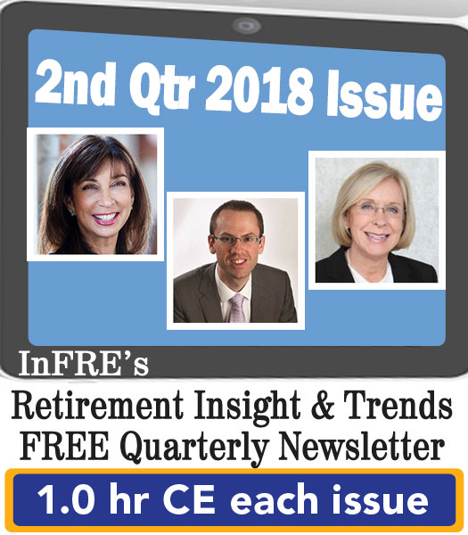 2017 4th Qtr issue – InFRE's free newsletter – 1.0 CE credit