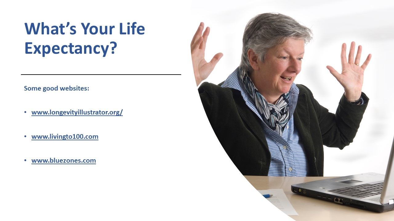 What's Your Life Expectancy
