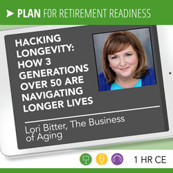 Hacking Longevity: How Three Generations Over 50 are Navigating Longer Lives – Lori Bitter