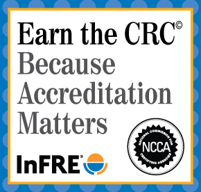 Earn the CRC® – Because Accreditation Matters!