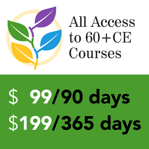 Save on CFP®, CRC®, ASPPA, CLU®, ChFC®, RICP®, CASL and other CE Worry free painless CE – Become a Subscriber for FULL ACCESS to 60+ CE courses: $99 – 90 Days or $199 – 365 Days