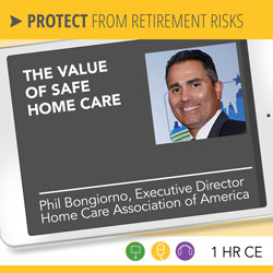 The Value of Safe Home Care - Phil Bongiorno