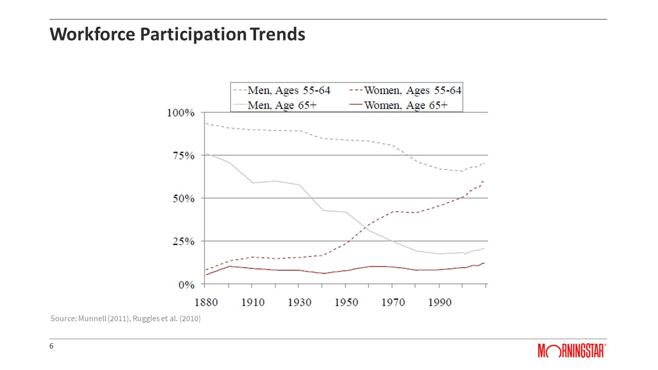 Workforce Participation Trends