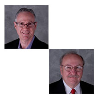 Marc Kiner, CPA, National Social Security Certificate Holder, National Social Security Association and Jim Blair, National Social Security Certificate Holder, National Social Security Association