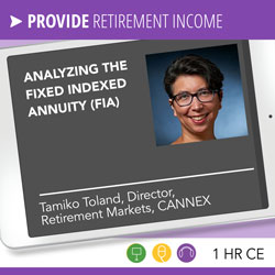 Analyzing the Fixed Indexed Annuity (FIA) - Tamiko Toland